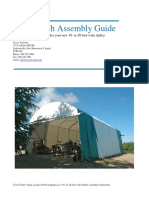 fabric building assembly guide