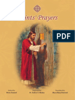 Prayers of Saints