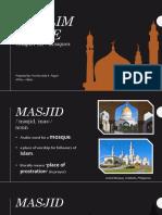 Muslim-space
