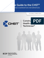 CHST Complete Guide