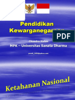 Pkn-9 (Ketahanan Nasional)