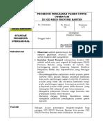 04. SPO Penahanan Pasien Untuk Observasi 120528