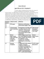 elcc support file standard 1