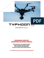 Typhoon H User Manual Undated