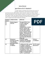 elcc support file standard 6