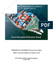 General Discription of Container Vessel