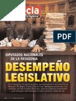 Nota de Tapa - Diputados Patagonicos
