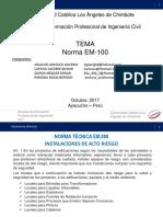 Norma Em 100bpr