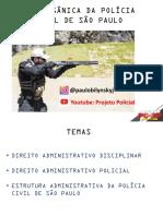 Aulão Véspera Estratégia - LOP e Estatuto