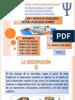 OBSERVACION Y ENTREVISTA PSICOLOGICA- HISTORIA PSICOLOGICA EN NIÑOS.pdf