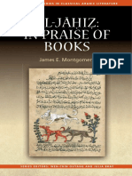 Montgomery - Al-Jahiz - In Praise of Books - Sample Chapter