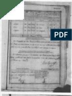 Carta Militar Pedro Amador 1787 1790