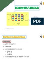 Determinates UPN