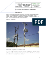 Informe Tecnico Electrico Hosp. San Rafael