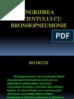 Bron Ho Pneumonia