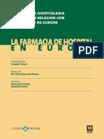 La farmacia hospitalaria española en relación con la del resto de europa
