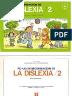 Fichas de Recuperación de La Dislexia 2- Nivel Elemental