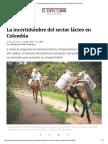 La Incertidumbre Del Sector Lácteo en Colombia _ ELESPECTADOR.com