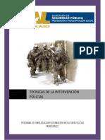 MANUAL Intervencin Policial- MEJICO