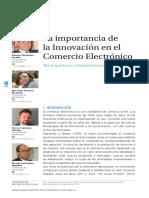 La Importamcia de La Inovacion en El Comercio Electronico