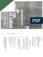 05 - Texto - Foucault M. - As Palavras e as Coisas - C1 - Las Meninas.pdf
