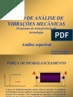 Curso de Análise de Vibrações Mecânicas