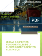Circuitos y Maquina Eléctricas - Clase 1 - Introducción