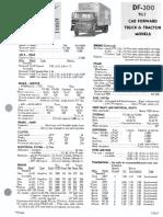 Reo DF-300 Specs