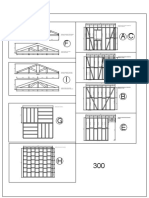 Planos Tabiques Trabajo 300-Model