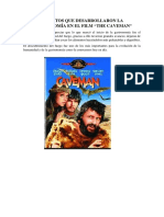 Luis Lino 2-3 the Caveman
