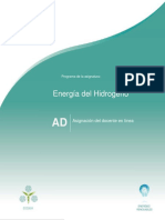 Cuestionario Energia del Hidrogeno