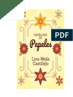 Catálogo de Papeles - Linaa