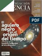 Investigacion Y Ciencia 457 - El Agujero Negro En El Origen Del Tiempo, Octubre 2014.pdf