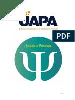 Abordaje e Intervención Terapéutica en La Práctica Psicológica.