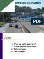 Traffic Detection