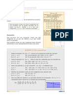 Sistemas de Ecuaciones Lineales Clase Matematicas