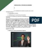 Diseño de Manufactura y Procesos de Ensamble
