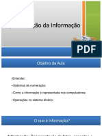Representação Da Informação - 16-05