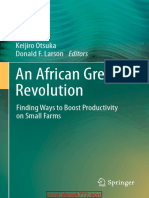 An African Green Revolution Finding Ways to Boost Productivity on Small Farms