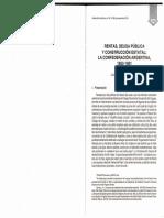 Garavaglia, Rentas, Deuda Pública y Construcción Estatal