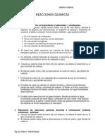Hoja de TRAJO N°3 Ecuaciones_REACCIONES QUIMICAS