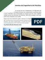 Apostila Engenharia de Petróleo - UPSTREAM