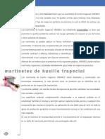 Martinetes Husillo Trapezoidal UNIMEC