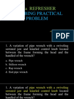 004a Refresher Practical Problems