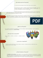 Presentación Formulación de Proyectos por Lilia Islene Gómez Usme. Especialista.