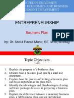4 Business Plan
