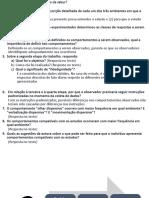 Elaboração de Relatório Científico 1
