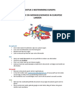 hoofdstuk 2 bestemming europa