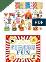 Circus Printable