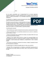Proyecto Telemetrico de Corrientes Para Industria